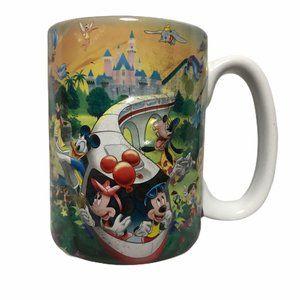Walt Disney Disneyland Resort Grandma Coffee Mug